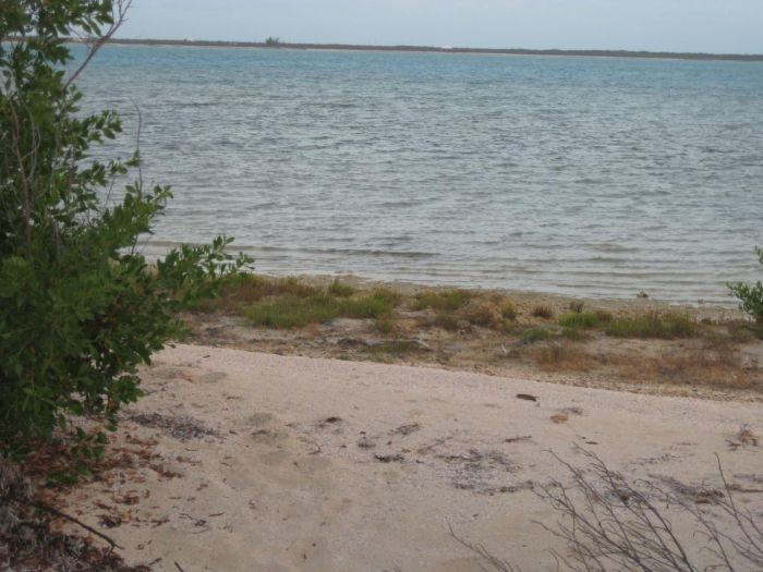 Fixer-upper Beachfront properties for sale on Long Island, Bahamas